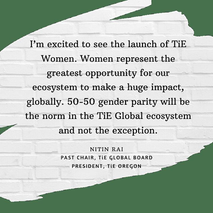 TiE Women of Denver - (VIRTUAL) Launch + Pitch Event image