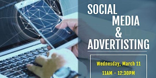 """Total Mortgage Services presents """"Social Media & Advertising"""" on March 11 at 11AM!"""