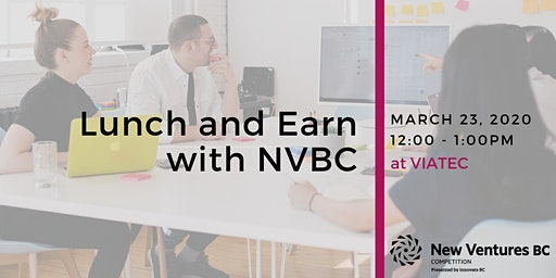 Lunch and Earn with NVBC