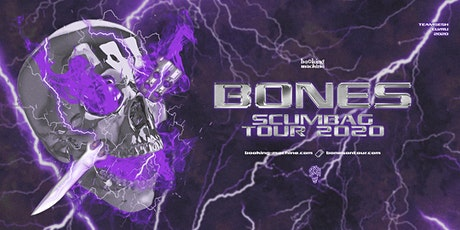 Bones (TeamSESH, USA) in Vilnius tickets