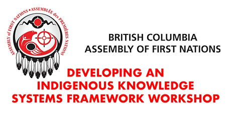 Developing an Indigenous Knowledge Systems Framework WORKSHOP tickets