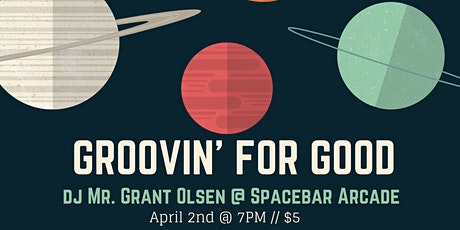 Groovin' for Good tickets