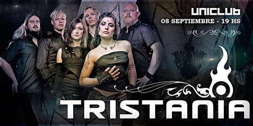 TRISTANIA - Único Show en Argentina