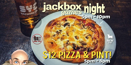 Jackbox Happy Hour tickets