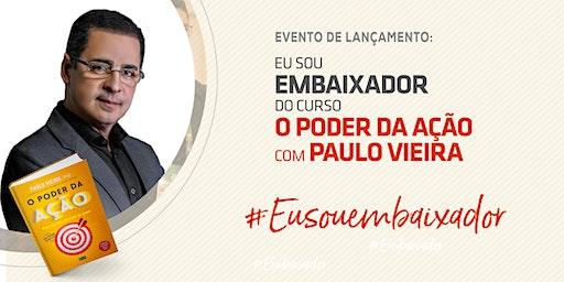 [Florianópolis/SC] Lançamento dos embaixadores do PODER DA AÇÃO com PV