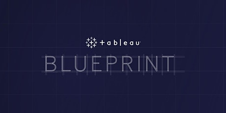 Tableau Blueprint Workshop tickets