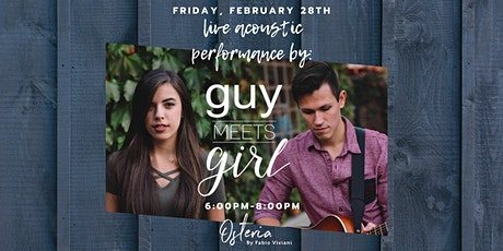 Guy Meets Girl at Osteria Downers Grove tickets
