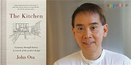 "Talk and Tea-John Ota presents 'The Kitchen"" tickets"