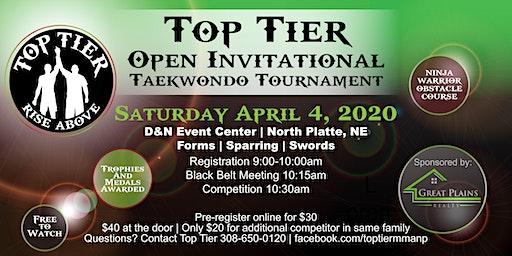 Top Tier Open Invitational