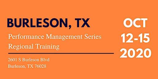 LDR Leadership - Southwest Regional Performance Management Series