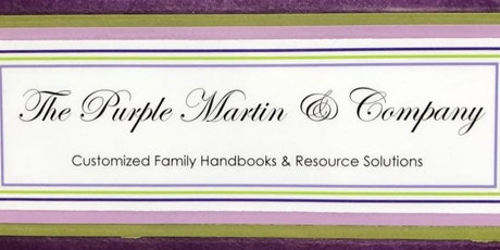 Creating a Personalized Family Handbook tickets
