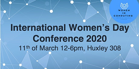 IWDC2020: In Conversation with Tech Leaders in Academia and Industry tickets