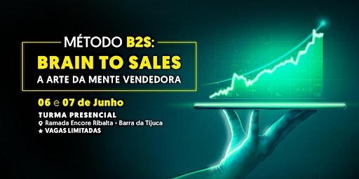 Curso de Vendas - Metodo B2S: Brain To Sales - Barra da Tijuca - Rio de Jan