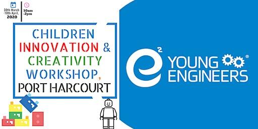 Children Innovation & Creativity Workshop, Port Harcourt.