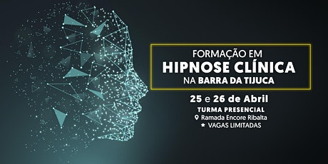 Curso de Hipnose - Formação em Hipnose - Barra da Tijuca - Rio de Janeiro ingressos