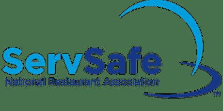 Spanish ServSafe® Food Safety Manager Course - April 27, 2020 entradas