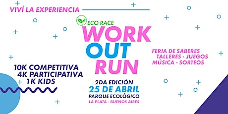WorkOut Run - Segunda Edición  entradas