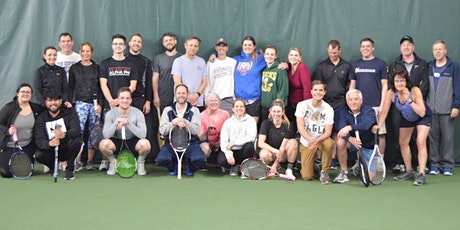Free Adult Beginner Tennis Clinic - POSTPONED - New Players tickets