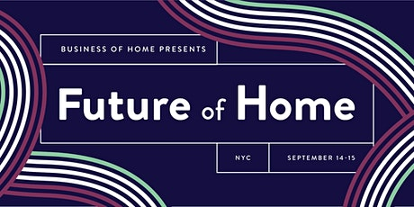 Future of Home 2020 tickets