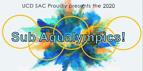 Sub Aqualympics 2020 tickets