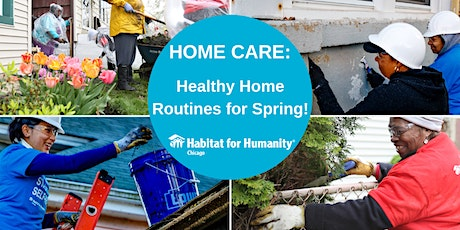 Home Care Workshop: Healthy Home Routines for Spring! (West Pullman) tickets