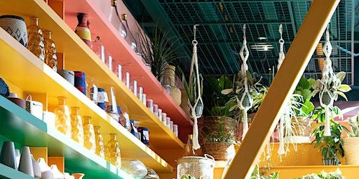Houseplant Workshop w/ Delaney DeBoer Potter
