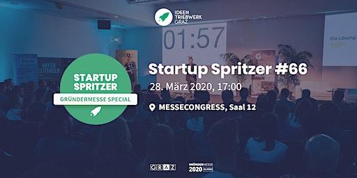 Startup Spritzer #66 -  Gründermesse Special