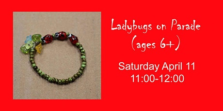 Ladybugs on Parade (ages 6+) tickets