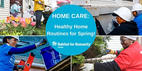 Home Care Workshop: Healthy Home Routines for Spring! (ReStore) tickets