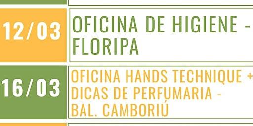 Oficina de Higiene Natural com Óleos Essenciais