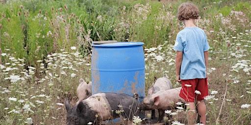 Farm Kids: Who Lives Here?