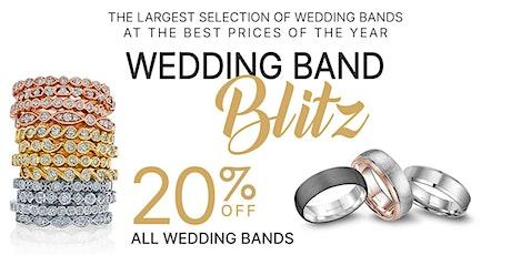 Wedding Band Blitz tickets