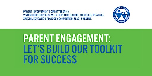 PARENT ENGAGEMENT: Let's Build Our Toolkit for Success 2020 - SESSION 2