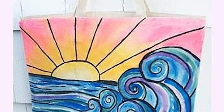 DiY Tote Bag Art tickets