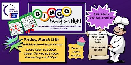 Bingo Family Fun Night  tickets