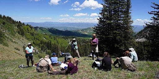 Utah Master Naturalist Mountain Adventures Course - Utah's Hogle Zoo, SLC