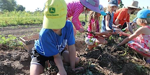 Farm Kids: Growing The Food We Eat