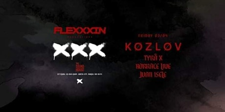Flexxxin Presents- Køzlov tickets