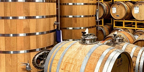 Wood- & Barrel-Aged Beer: Sightglass Seminar by Reuben's Brews tickets