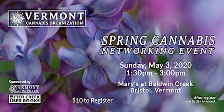 Spring Cannabis Networking Event tickets