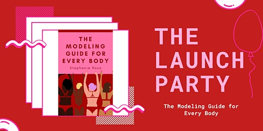 The book Launch Party