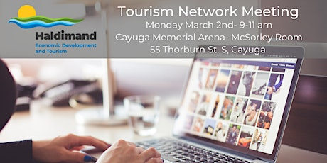 Tourism Network Meeting - Monday, March 2, 2020 tickets