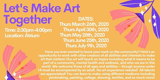 Let's Make Art Together