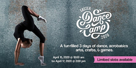 Easter Dance Camp by MDA tickets