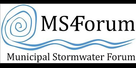 2021 MS4orum (Municipal Stormwater Forum) tickets