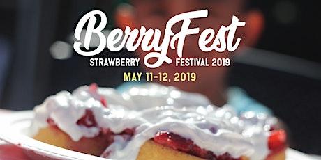 BerryFest Strawberry Festival 2019 tickets