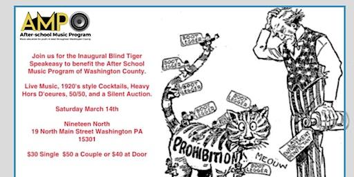 Blind Tiger Speakeasy 3/14