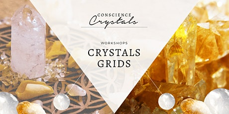 Intention Setting with Crystal Grids - West Elm, Tottenham Court Rd tickets