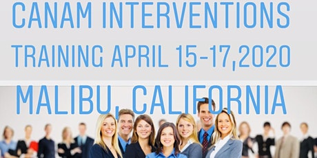 Clinical INTERVENTION & CASE MANAGEMENT TRAINING April 15,16,17th 2020 Serra Retreat, Malibu, California tickets