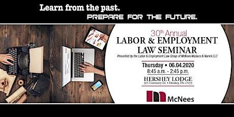 Labor & Employment Seminar tickets